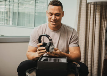 All Rise, Aaron Judge Joins JBL® as New Global Brand Ambassador (Photo: Business Wire)