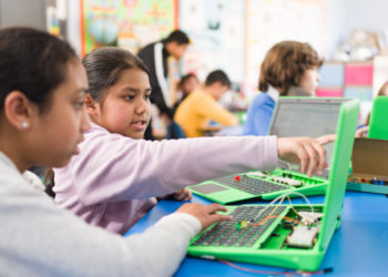 Learning company pi-top™ has secured $16 million in funding, bringing pi-top's total funding to $22.5 million to-date. Currently, pi-top products are in more than 2,000 schools around the world, having manufactured more than 100,000 devices. (Photo: Business Wire)