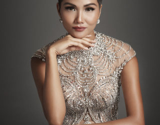 H'Hen Niê, Miss Universe Vietnam is getting #ActiveforEducation as a Room to Read ambassador. (Photo: Business Wire)