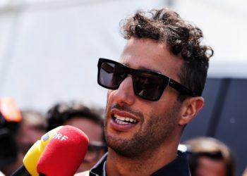Photo primaire pour {21214786, Daniel Ricciardo rejoint l'écurie Renault Sport Formula One Team à partir de 2019}