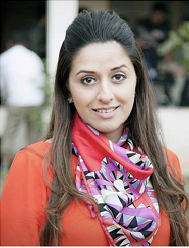 Radha Kapoor Khanna, Founder and Executive Director of ISDI and DICE Districts.