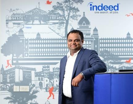 Mr. Sashi Kumar, Managing Director, Indeed India
