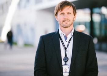 Nicholas John Ashton Photographer: Ole Jørgen Bratland