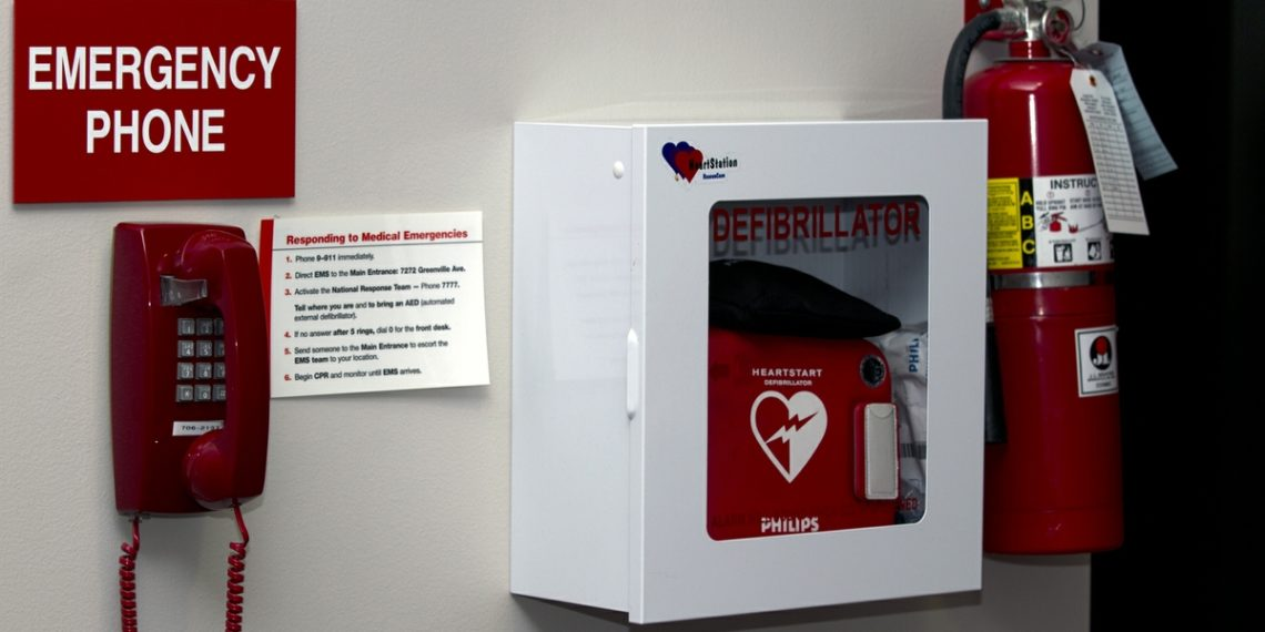 Philips and the American Heart Association join together to increase global survival rates of sudden cardiac arrest