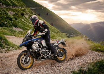 The all-new BMW R 1250 GS Adventure