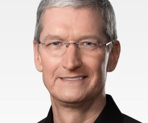 Tim Cook is the CEO of Apple and serves on its Board of Directors.