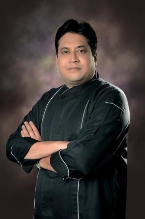 Celebrity Chef Rehman from Dubai.