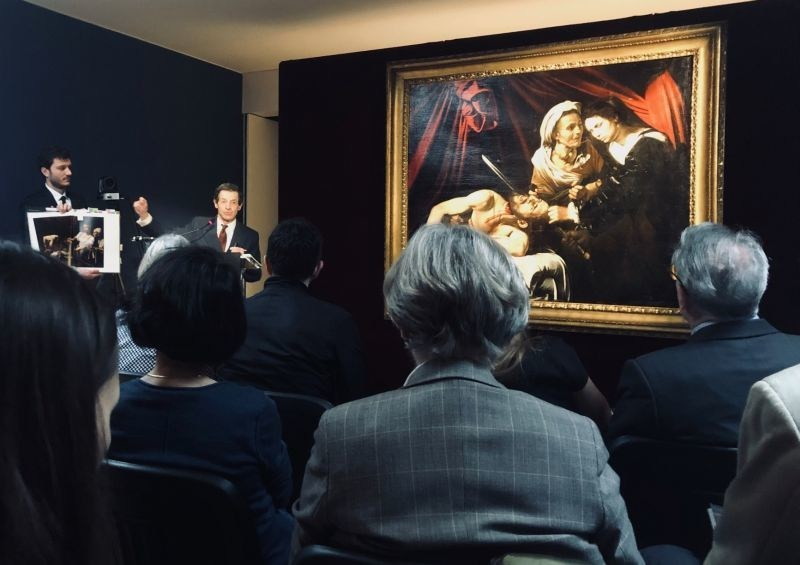 Michelangelo Merisi, known as Caravaggio (1571-1610) Judith and Holofernes (c.1604 - 1605)