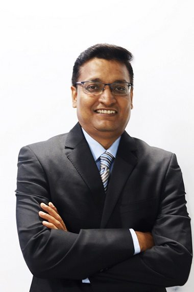Sanjay Sharma As Country Manager of Coty Consumer Beauty for India and Sub-Continent